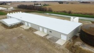 Key Cooperative Facility Features The Latest In Murray Equipment Technology