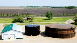 Total Fertilizer Construction Builds A New Liquid Terminal For Tri-State Fertilizer