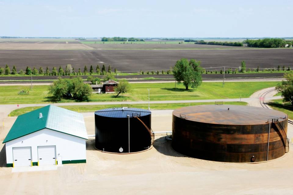 Total Fertilizer Construction Overall Facility Tri-State Fertilizer