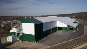 IEI Barge Services Meets Fertilizer Storage Needs With New Legacy Fabric Structure
