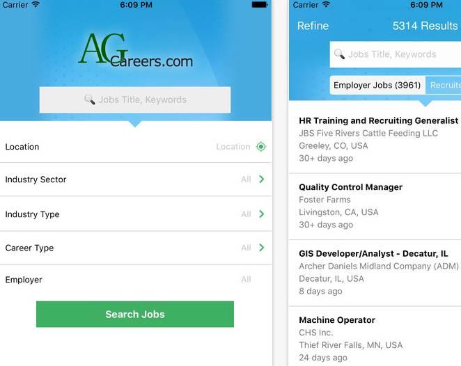 AgCareers.com Jobs (updated) | AgCareers.com