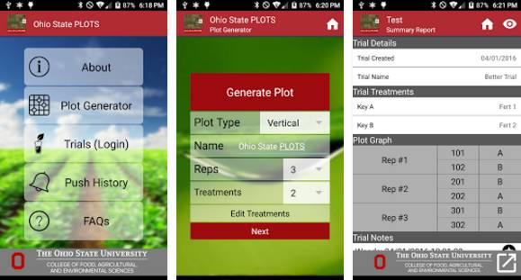 Ohio State PLOTS | OCV, LLC