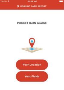 Pocket Rain Gauge | Agrible