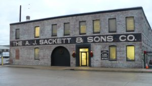 A.J. Sackett & Sons, Waconia Manufacturing Join Forces