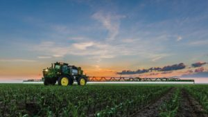 John Deere Invests in New Test Lab for Agricultural Spraying