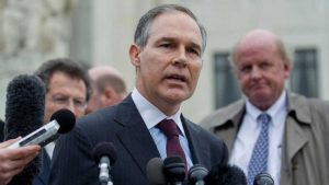 BREAKING: Trump EPA Nominee Scott Pruitt Confirmed by Senate