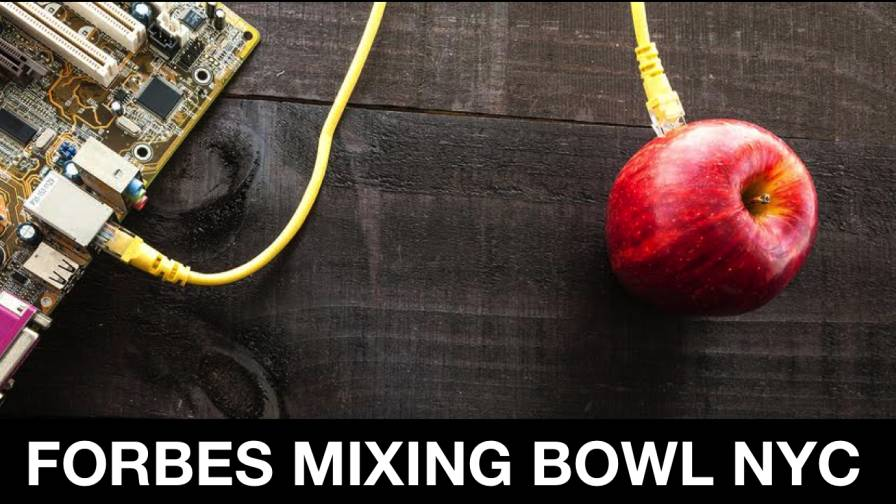 Forbes Mixing Bowl NYC