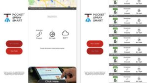 New Agrible Pocket Spray Smart App Alleviates Spraying Concerns