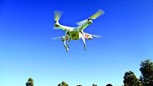 Farming Drones: The Future Of Agriculture?