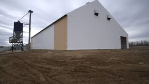 Legacy Building Solutions Increases Fertilizer Storage Capacity for Greg's Feed & Seed