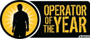 AGCO Opens Nominations for 12th Annual Operator of the Year
