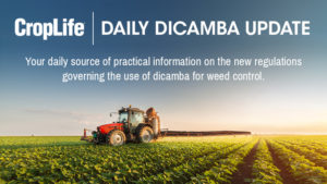 Wrapping Up: Daily Dicamba Archive Available Online
