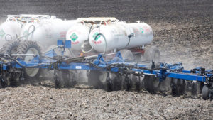 Flexibility is Key to Fertilizer Applicator Efficiency