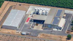BRANDT Opens New Production Facility in California's San Juaquin Valley