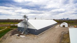 Feed Products & Service Expands with Fabric Structure from Legacy Building Solutions