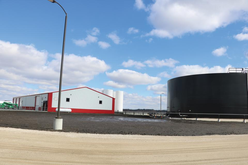 Junge Control Designs New Blend Facility for Evergreen FS