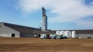 GSI Builds New CHS Colton Agronomy Center