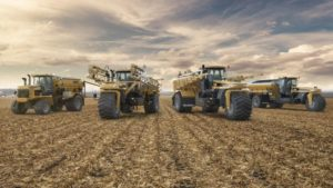 AGCO to Debut New TerraGator C Series from Challenger at MAGIE 2018