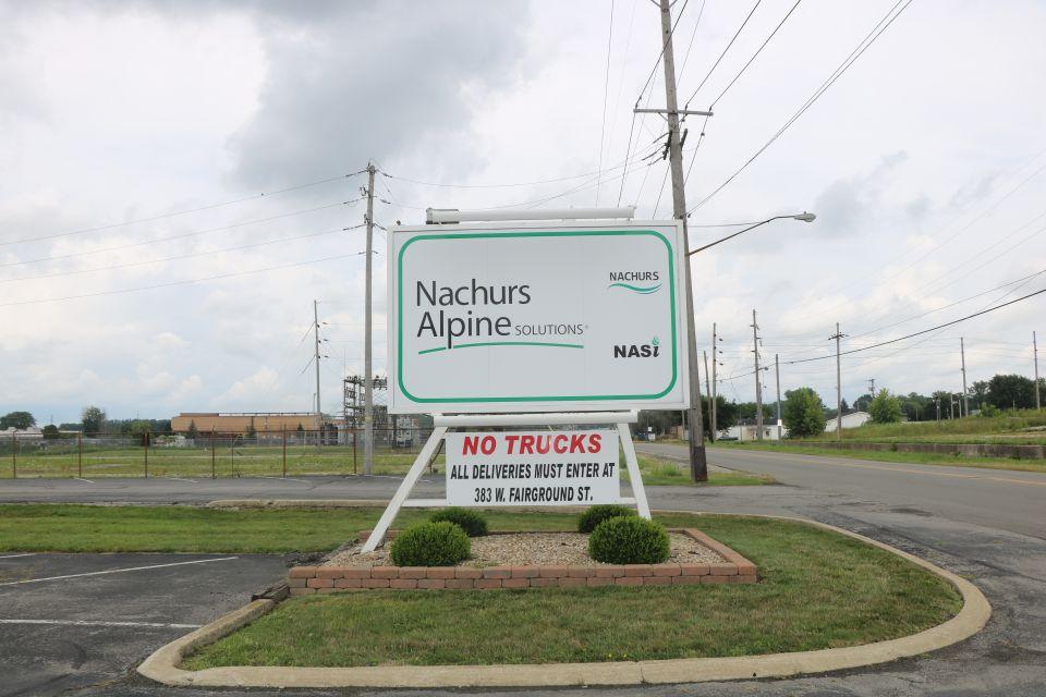 Nachurs-sign