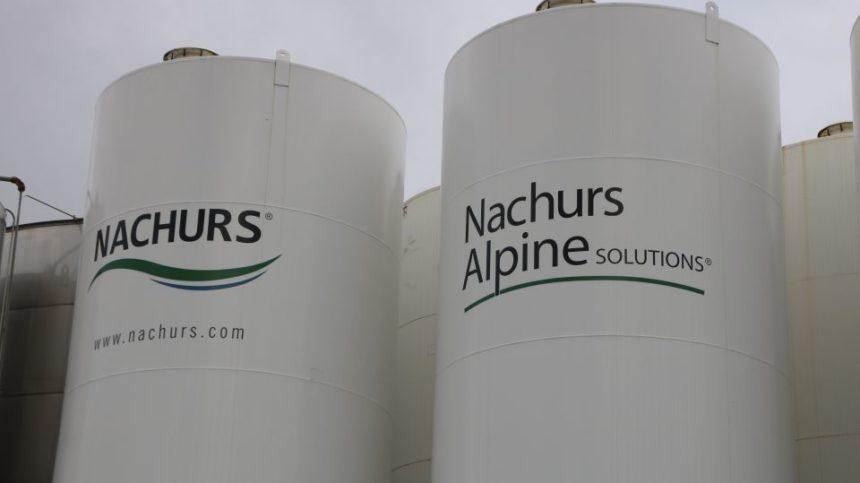 Nachurs: Liquid Fertilizer Technology on Full Display
