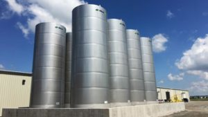 Product Close-Up: Fertilizer Storage Tanks and Containment