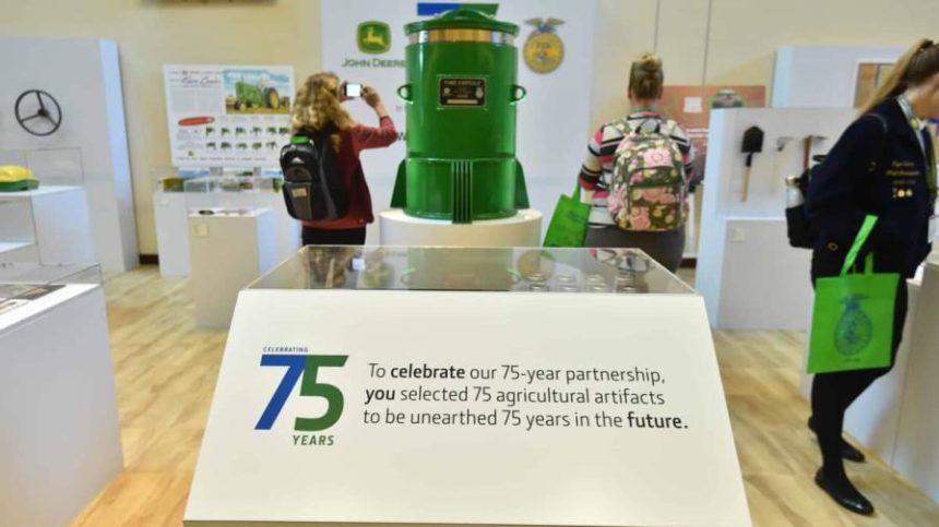 John Deere and FFA Celebrate 75 Years of Partnership