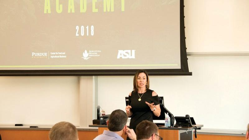Purdue, Agricultural Retailers Association Partner with Arizona State for 2019 Management Academy