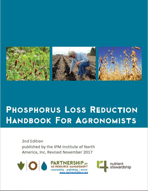 Water Quality, Nutrient Use Efficiency Among Key Topics in New Phosphorus Loss Reduction Handbook
