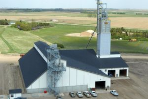 InterSystems Dry Fertilizer Blending System