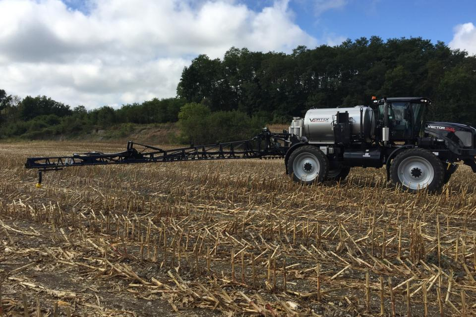 12 Self-Propelled Sprayers Lead the Way in 2019