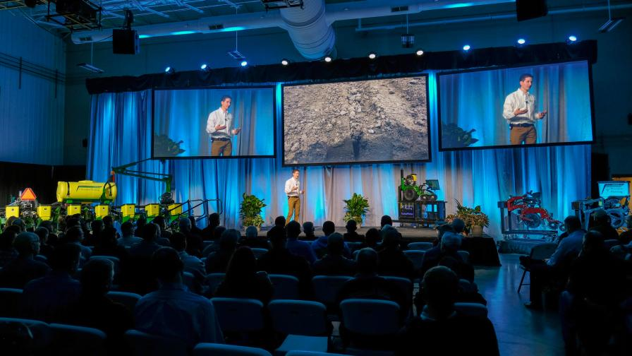 PrecisionAg.com: Precision Planting Winter Conference Coverage