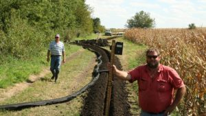 New Conservation Practice Could Reduce Nitrogen in Drainage Water