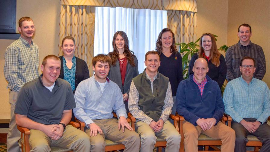 Eleven Graduate from Ohio AgriBusiness Association's LAUNCH Program