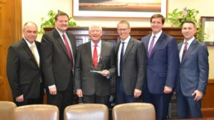 ARA Recognizes Legislators for Ag Retail Industry Support