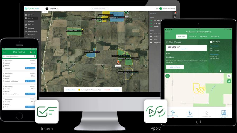 The Power Behind Fertilizer Blending Software