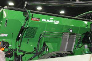 Valmar 6700 Air Boom