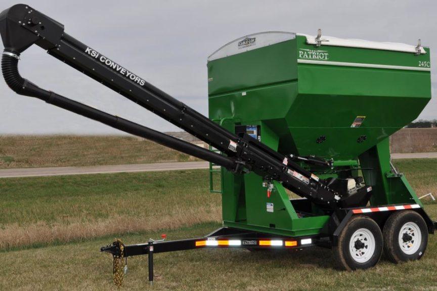 245C Seed Tender