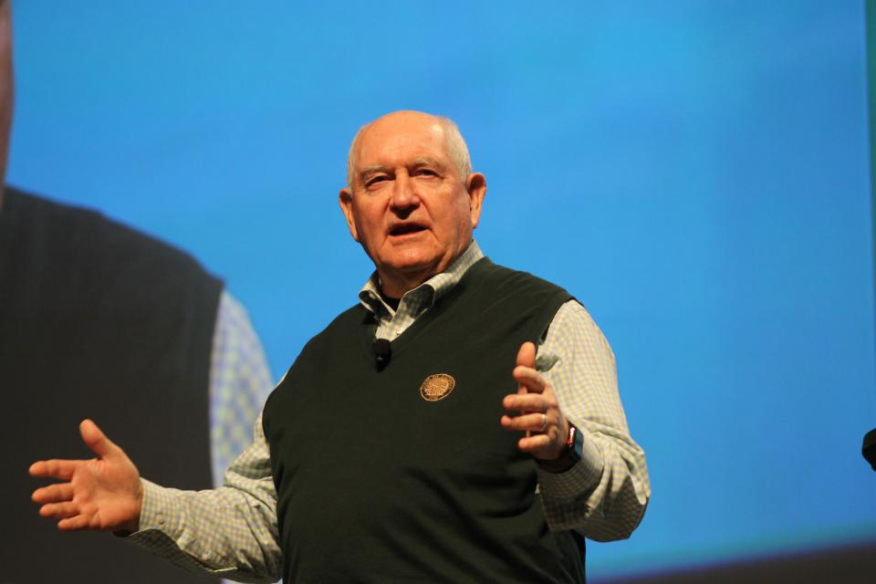 Sonny Perdue Talked E15, Trade, and 'Food Fear'