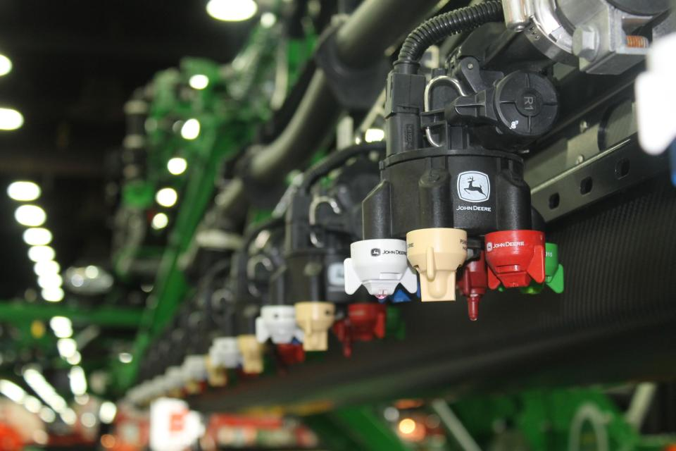 New Application Technology, Cropping Systems Highlight Key Trends in Agricultural Spray Nozzle Market