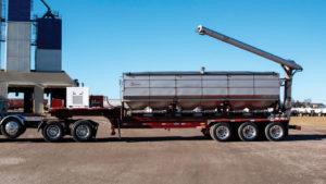 24-Foot Overhead Dry Fertilizer Tender