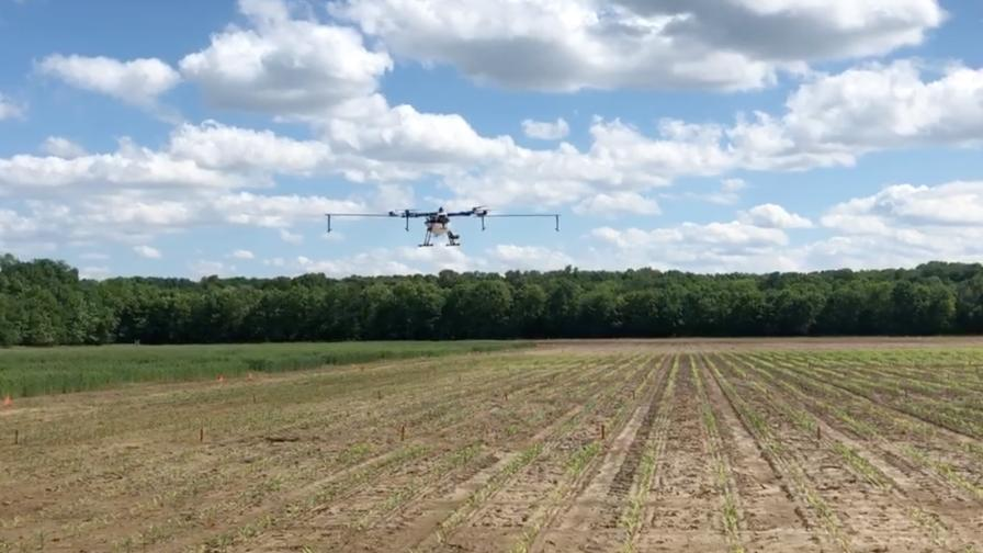 Rantizo Approved for Agricultural Drone Spraying in Iowa