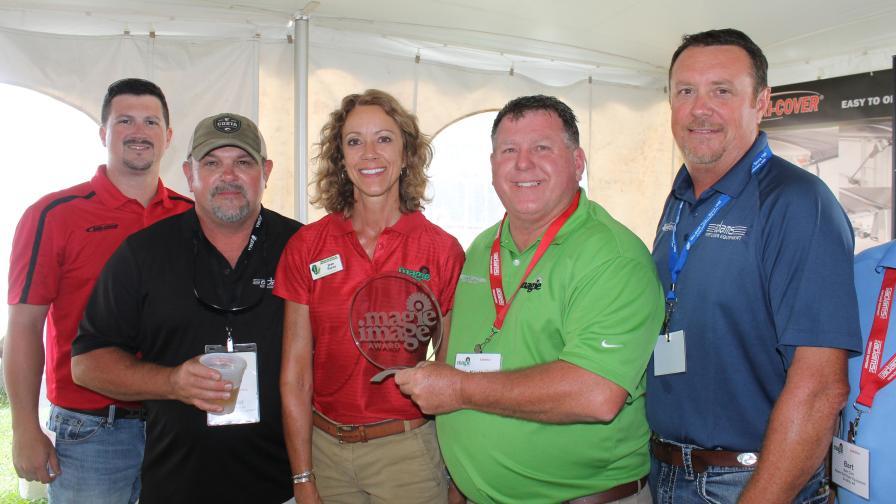 Adams Fertilizer Equipment Wins MAGIE Image Award