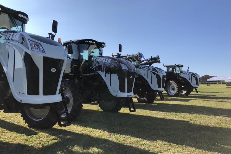Photos: GVM Equipment Highlights Independent Ag Field Day