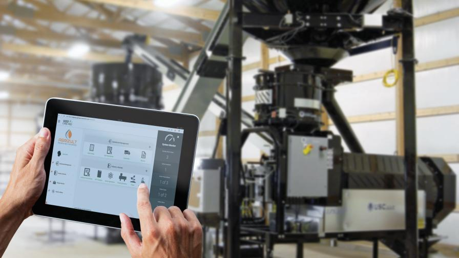 Agrilead Seed Treating Automation