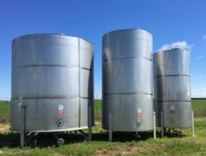 Bulk Chemical Tank