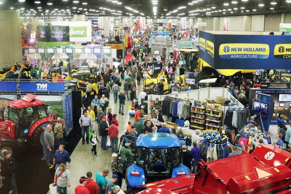 Attendees NFMS Overhead