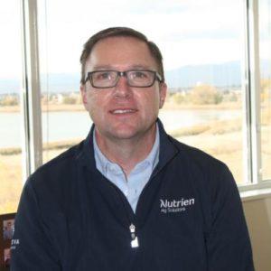 Mike Frank Nutrien Ag Solutions