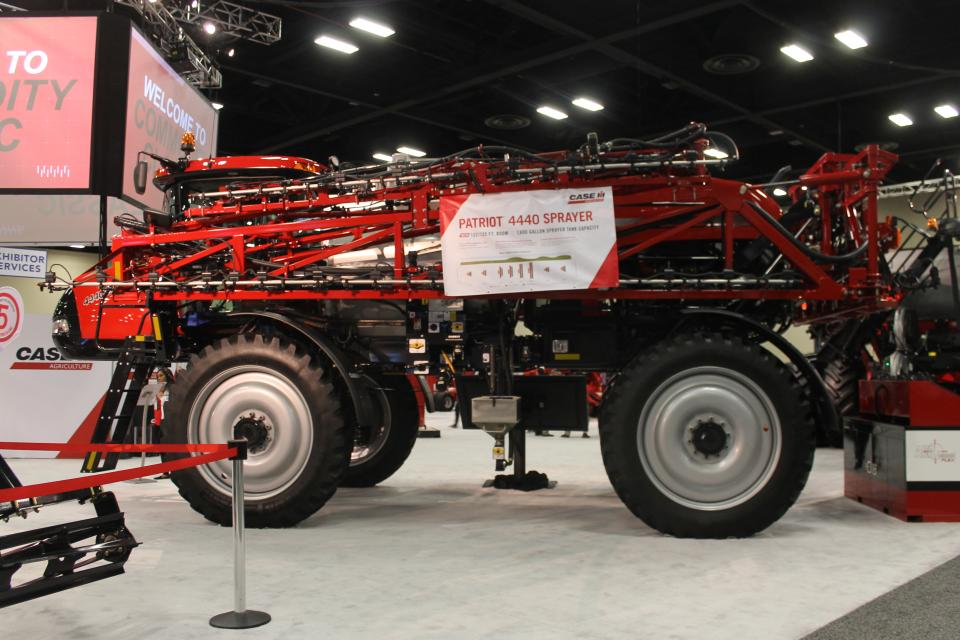 Big Iron Shines at the 2020 Commodity Classic
