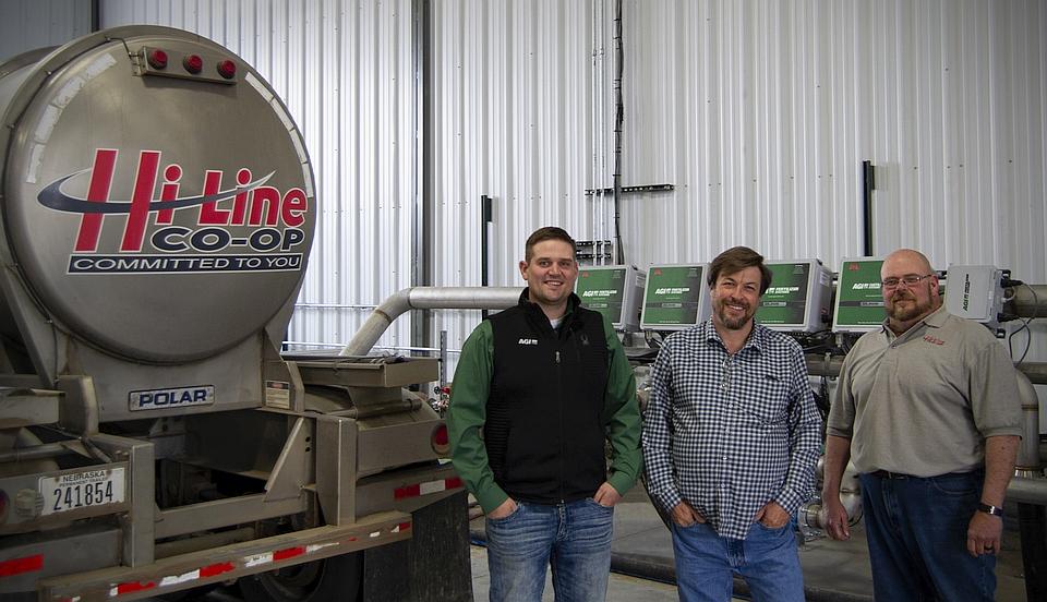 AGI Fertilizer Systems
