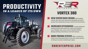 Newly Designed Vortex 380